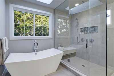 What are the Features of drywall for shower surroundings