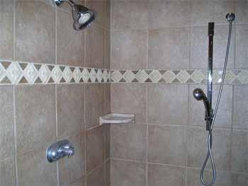 Install multiple shower heads