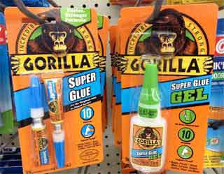 How Can I open the Gorilla Glue