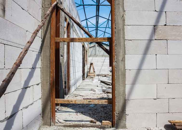 How to Build an Exterior Door Jamb