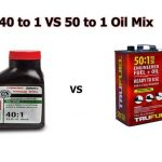 What are The Differences: 40 to 1 VS 50 to 1 Oil Mix?