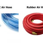 PVC vs Rubber Air Hose