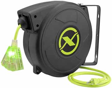 Materials You Need to Make a Retractable Cord Reel