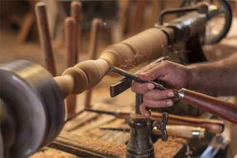 What is a Wood Lathe