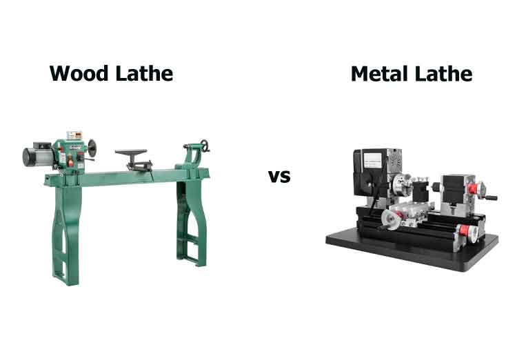 What are The Differences: Wood Lathe vs Metal Lathe?