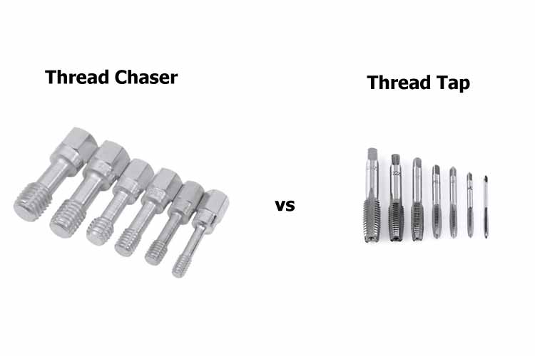 Thread Chaser vs Tap: A Difference Guide